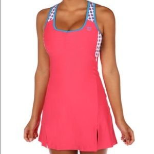 WILSON Passion Tennis Dress